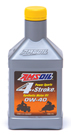 AMSOIL 0W-40 4-Stroke Powersports Synthetic Motor Oil