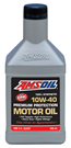 Premium Protection 10W-40 Synthetic Motor Oil