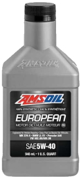 AMSOIL Synthetic European Car Formula 5w-40