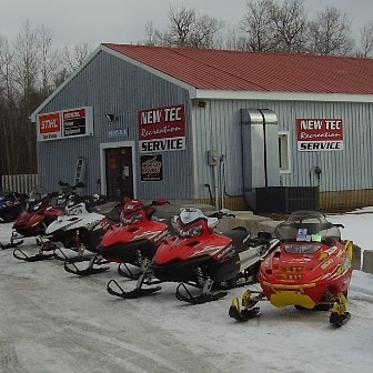 New Tec Recreation AMSOIL Retail Store and Installer