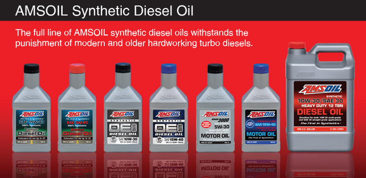 Amsoil diesel oil guide for Api motor oil guide