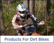 AMSOIL Products for Dirt Bikes