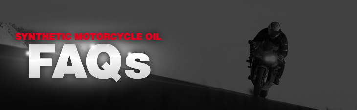 amsoil motorcycle oil faqs