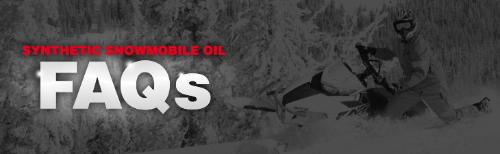 amsoil snowmobile oil faqs