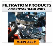Filters & Bypass Sysems: Oil, Air, Fuel and more