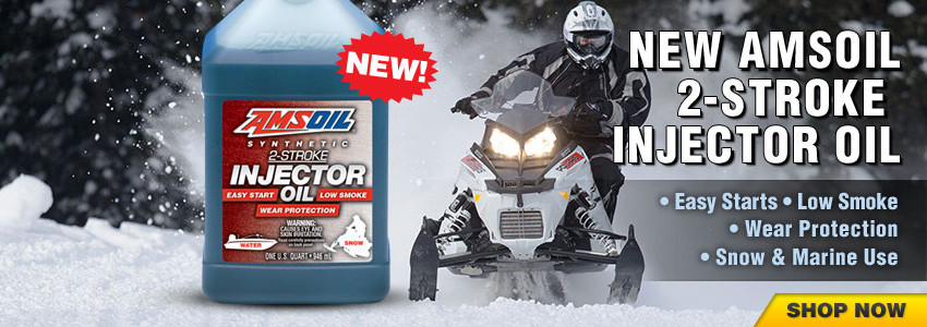 AMSOIL Synthetic 2-Stroke Injector Oil