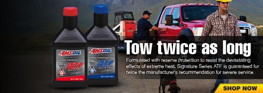AMSOIL Signature Series ATF