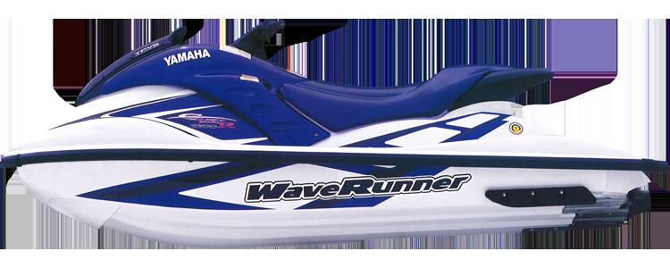 2001 Yamaha WaveRunner III GP1200R AMSOIL 2-Stroke Oil