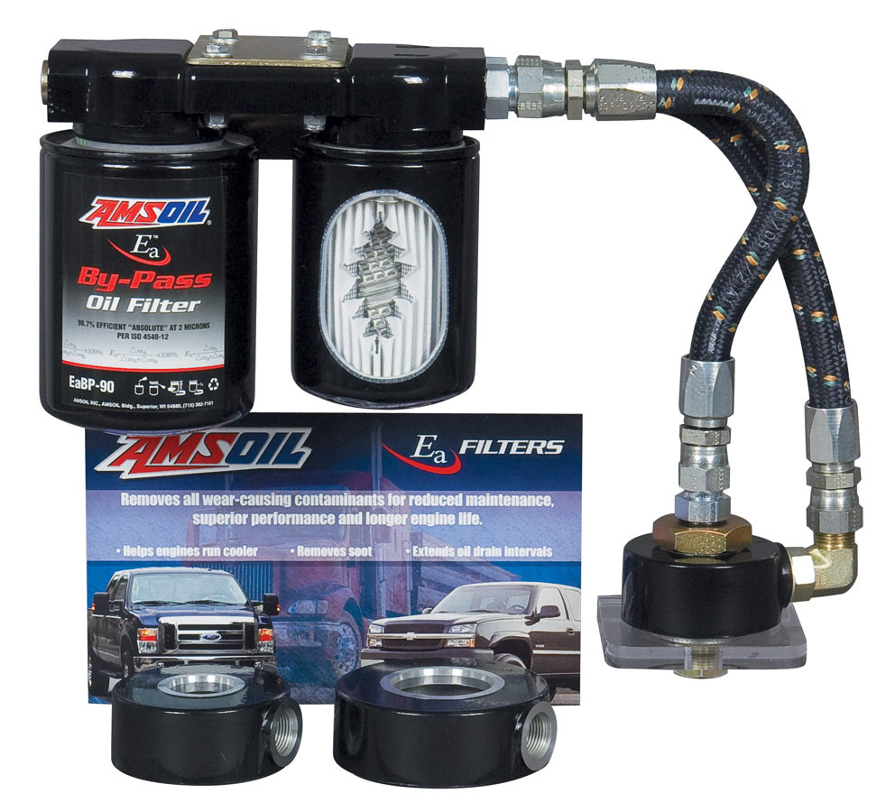 Duramax 6.6L Dual-Remote Oil Bypass System