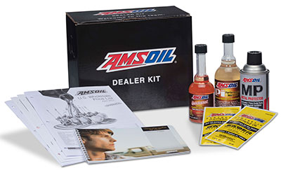 AMSOIL Dealer Welcome Kit
