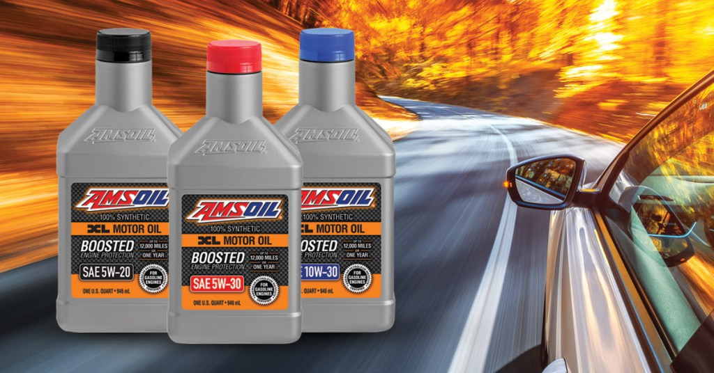 Guide to AMSOIL XL Synthetic Lubricants