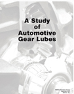 A Study of Automotive Gear Lubes (G2457)