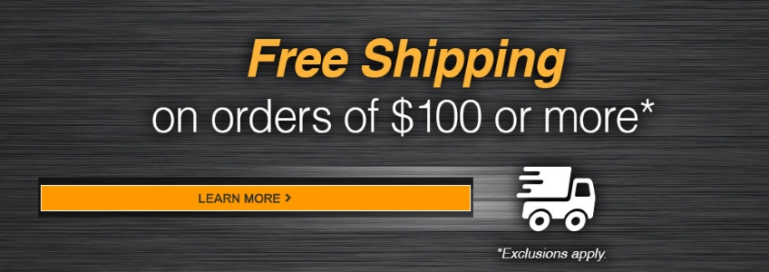 AMSOIL Free Shipping Information